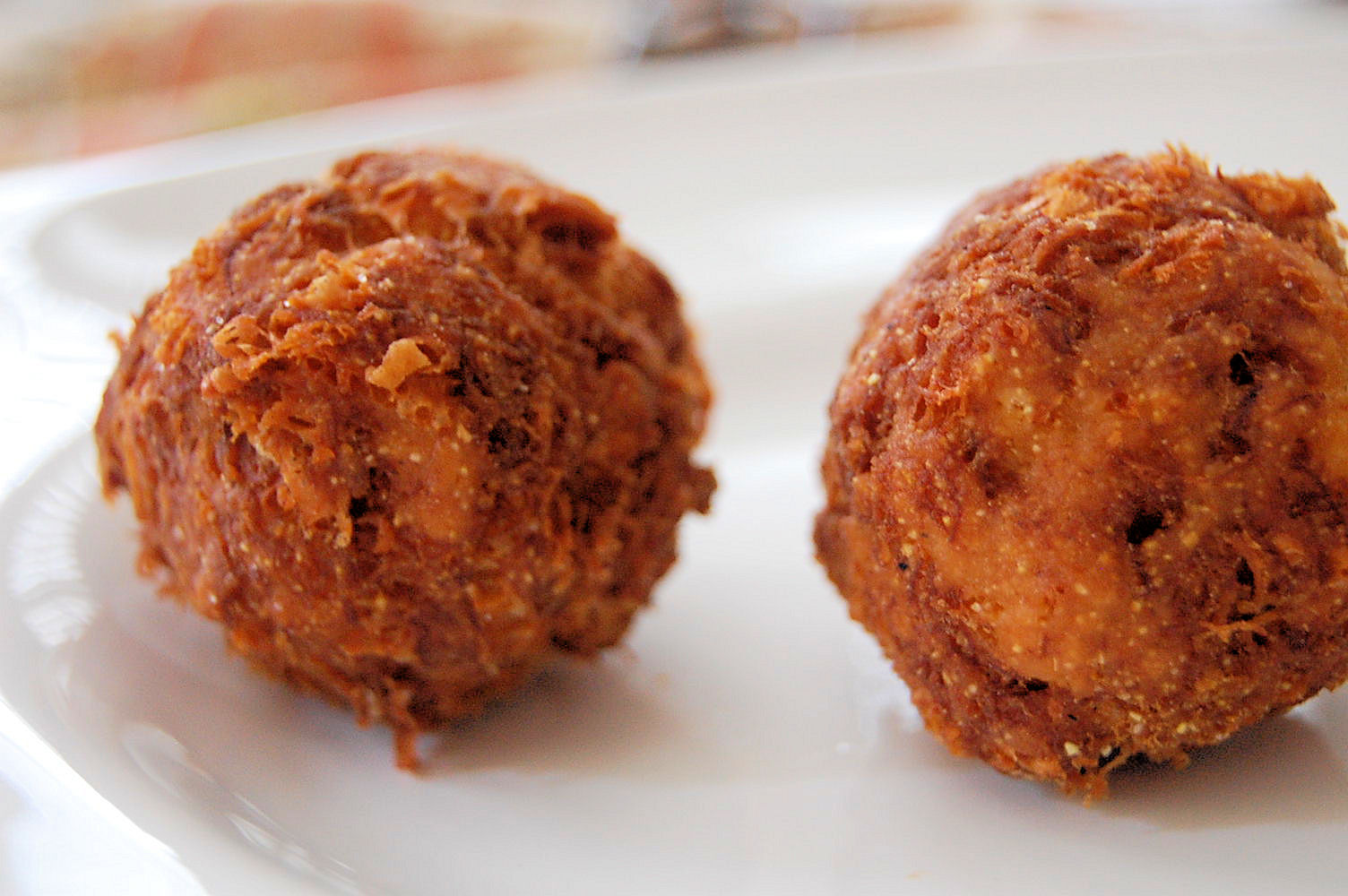 Crab Hush-Puppies