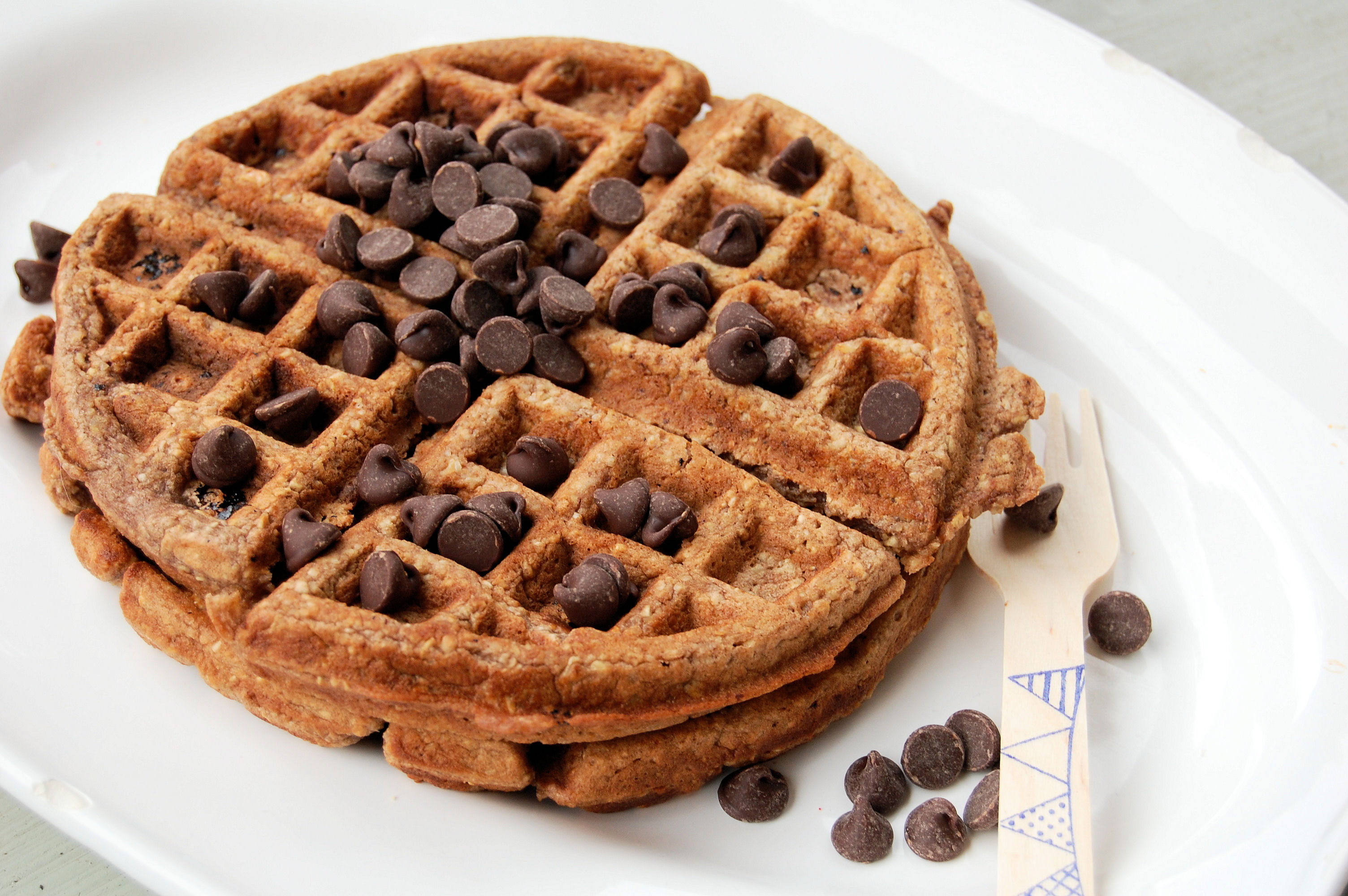 ... butterm i lk and chocolate ch i p waffles waffles waffles egg waffles