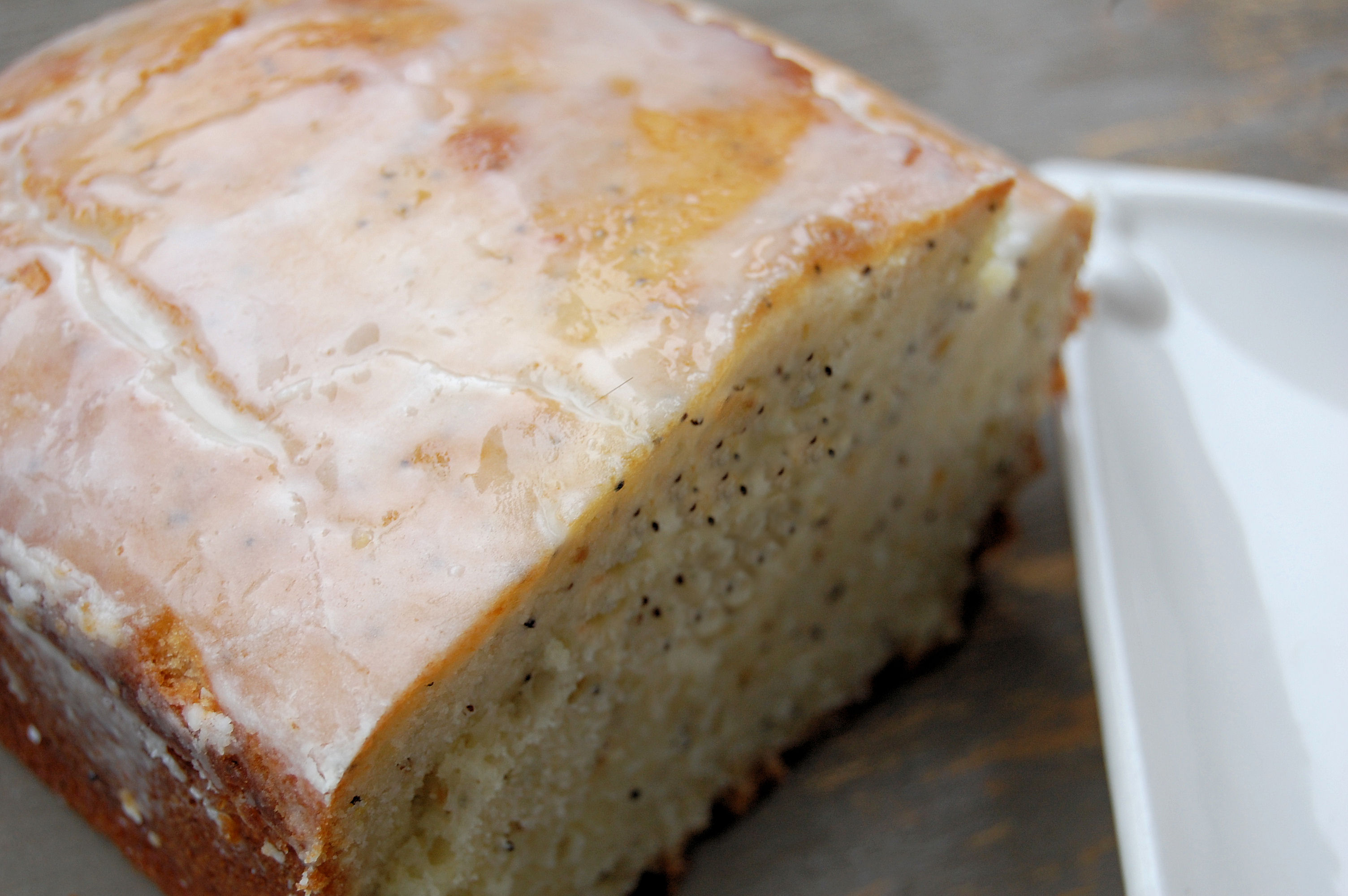Gluten Free Lemon Poppy Seed Bread- Almond Flour – Kitchen ...